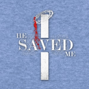 He Saved Me - Women's Wideneck Sweatshirt