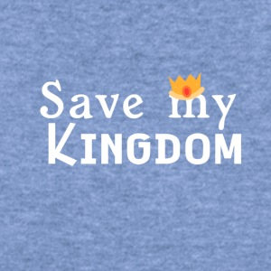 Save my kingdom - Women's Wideneck Sweatshirt