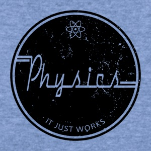 Physics Works - Women's Wideneck Sweatshirt