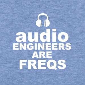Audio Freqs - Women's Wideneck Sweatshirt
