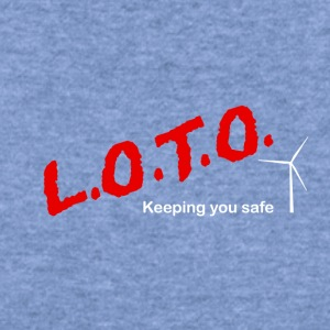 LOTO Ge Safety - Women's Wideneck Sweatshirt