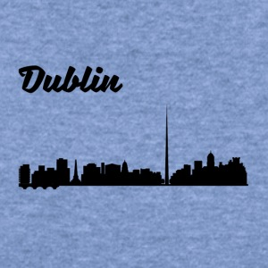 Dublin Skyline - Women's Wideneck Sweatshirt