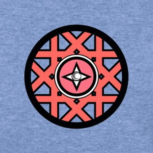 logo spiritual circle - Women's Wideneck Sweatshirt