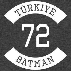 turkiye 72 - Men's V-Neck T-Shirt by Canvas