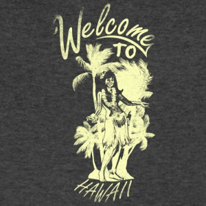 welcome_to_hawaii - Men's V-Neck T-Shirt by Canvas