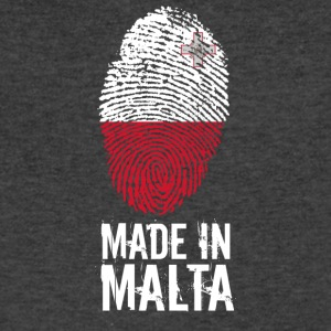 Made In Malta - Men's V-Neck T-Shirt by Canvas