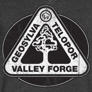 Valley Forge - Men's V-Neck T-Shirt by Canvas