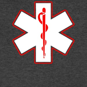ARAMEDIC EMS - Men's V-Neck T-Shirt by Canvas