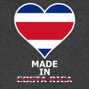 Costa Rica 1 - Men's V-Neck T-Shirt by Canvas