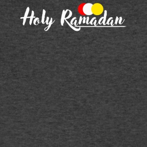 Holy Ramadan Desain - Men's V-Neck T-Shirt by Canvas