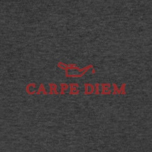Carpe diem - Men's V-Neck T-Shirt by Canvas