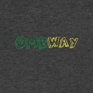 OMBWAY - Men's V-Neck T-Shirt by Canvas