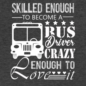 BUS DRIVER TEE SHIRT - Men's V-Neck T-Shirt by Canvas