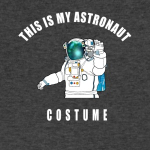 costume astronaut sci-fi space - Men's V-Neck T-Shirt by Canvas