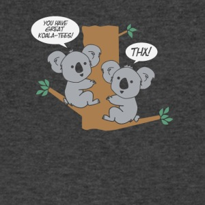 You Have Great Koala Tees Cute Koala - Men's V-Neck T-Shirt by Canvas