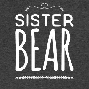 Sister bear - Men's V-Neck T-Shirt by Canvas