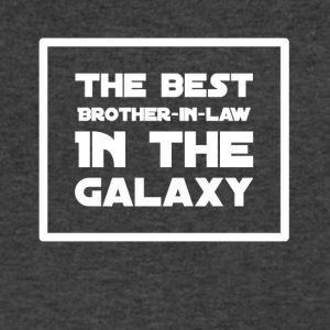 The best brother in law in the galaxy - Men's V-Neck T-Shirt by Canvas