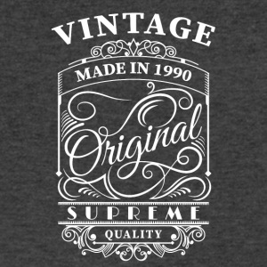 Vintage made in 1990 - Men's V-Neck T-Shirt by Canvas
