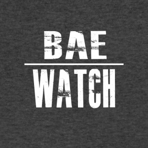 Bae Watch - Men's V-Neck T-Shirt by Canvas