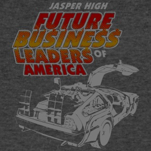 Jasper High Future Business Leaders of America - Men's V-Neck T-Shirt by Canvas