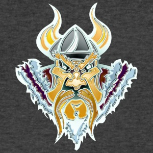 Viking - Men's V-Neck T-Shirt by Canvas