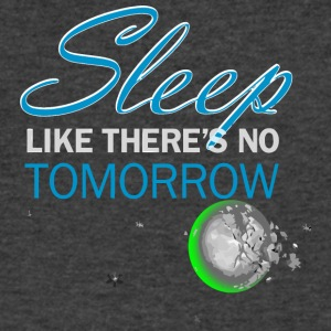 Sleep For Today - Men's V-Neck T-Shirt by Canvas