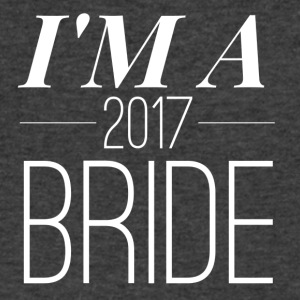 2017 Bride - Men's V-Neck T-Shirt by Canvas