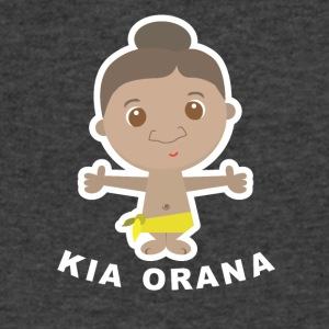 I'i - Kia orana - Men's V-Neck T-Shirt by Canvas
