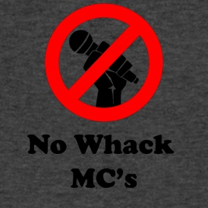 No Whack MC's - Men's V-Neck T-Shirt by Canvas