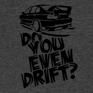 Do you even drift - Men's V-Neck T-Shirt by Canvas