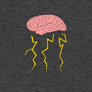 Brainstorm - Men's V-Neck T-Shirt by Canvas