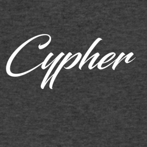 cypher - Men's V-Neck T-Shirt by Canvas