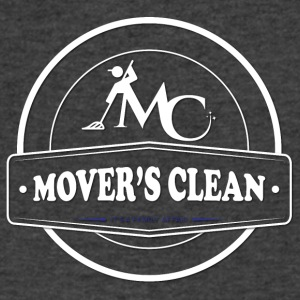 Movers Clean 1 - Men's V-Neck T-Shirt by Canvas