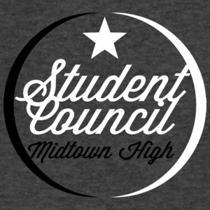 Student Council Midtown High - Men's V-Neck T-Shirt by Canvas