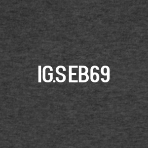 ig.seb69 - Men's V-Neck T-Shirt by Canvas
