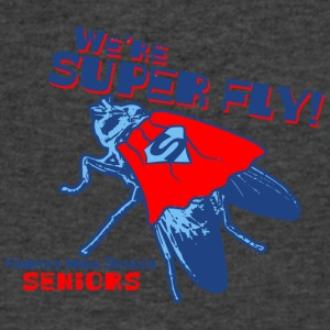 We're Super Fly Fairfax High School Seniors - Men's V-Neck T-Shirt by Canvas