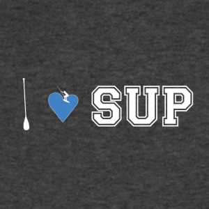 I LOVE STAND UP PADDLING - Men's V-Neck T-Shirt by Canvas