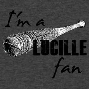 I m a Lucille Fan - Men's V-Neck T-Shirt by Canvas