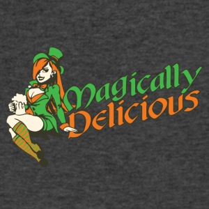 Magically Delicious - Men's V-Neck T-Shirt by Canvas