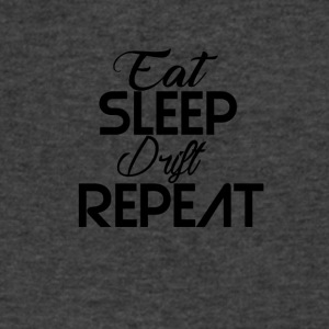 Eat Sleep Drift Repeat - Men's V-Neck T-Shirt by Canvas