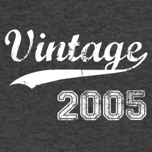 2005 - Men's V-Neck T-Shirt by Canvas