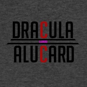 Dracula Or Alucard - Men's V-Neck T-Shirt by Canvas
