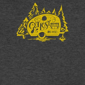 Get lost - Men's V-Neck T-Shirt by Canvas