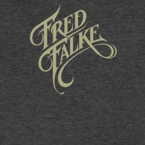 Fred falke - Men's V-Neck T-Shirt by Canvas