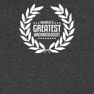 World's Greatest Archaeology Archaeologist - Men's V-Neck T-Shirt by Canvas