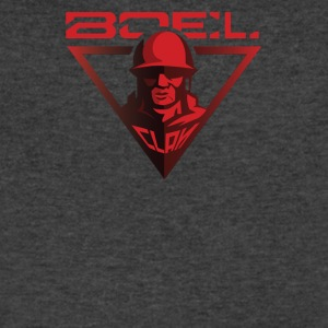 Boel Army Clan - Men's V-Neck T-Shirt by Canvas