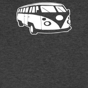 Camper Van - Men's V-Neck T-Shirt by Canvas