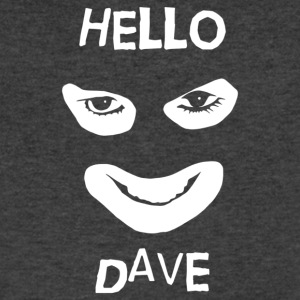 Hello Dave - Men's V-Neck T-Shirt by Canvas
