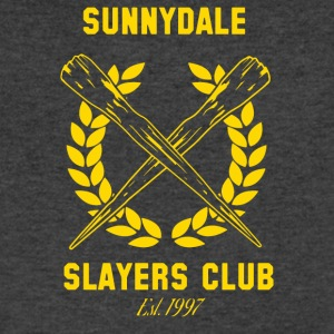 Sunnydale Slayers Club - Men's V-Neck T-Shirt by Canvas