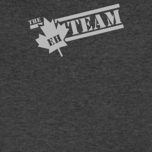 THE EH TEAM - Men's V-Neck T-Shirt by Canvas